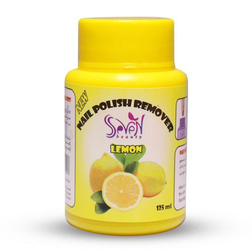 لاک پاک کن سون بیوتی با رایحه لیمو