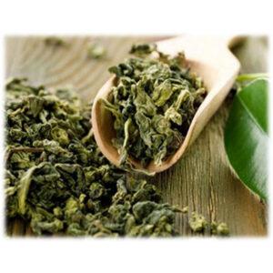 کرم دور چشم خانگی ماست و عصاره چای سبز