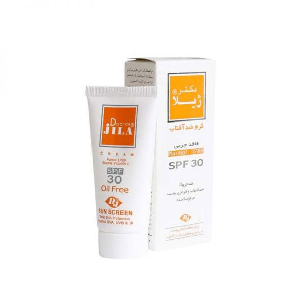 کرم ضد آفتاب دکتر ژیلا مدل Vitamin C