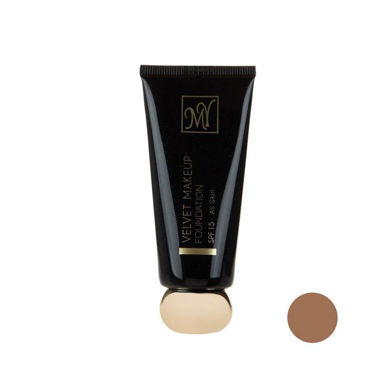 کرم پودر مای مدل Velvet Makeup شماره 01