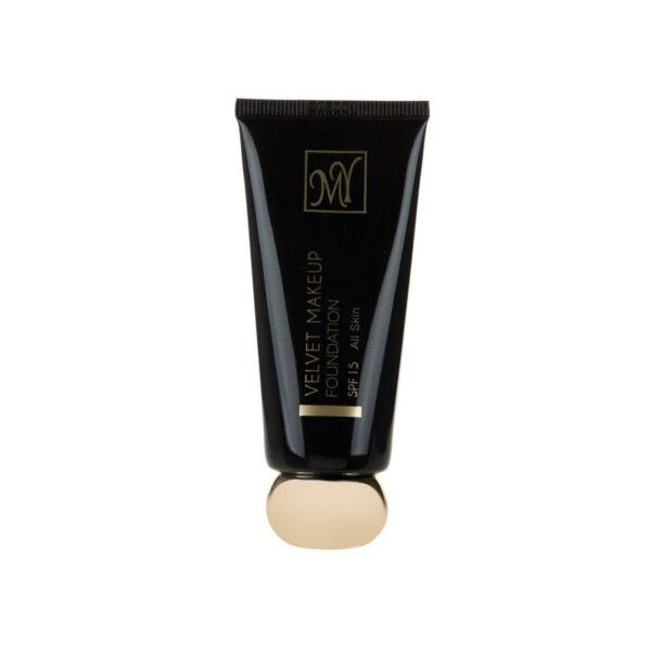 کرم پودر مای مدل Velvet Makeup شماره 02