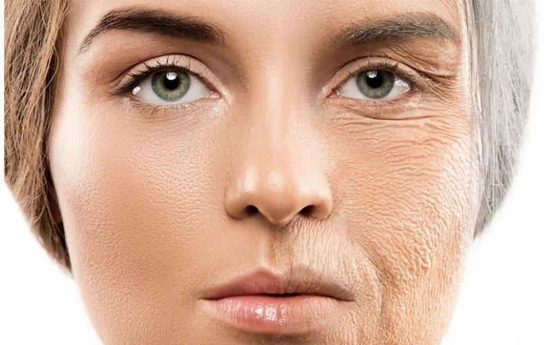 پوست صاف و شفاف